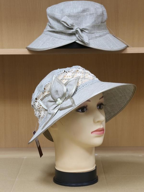Как сшить шляпу из льна 19