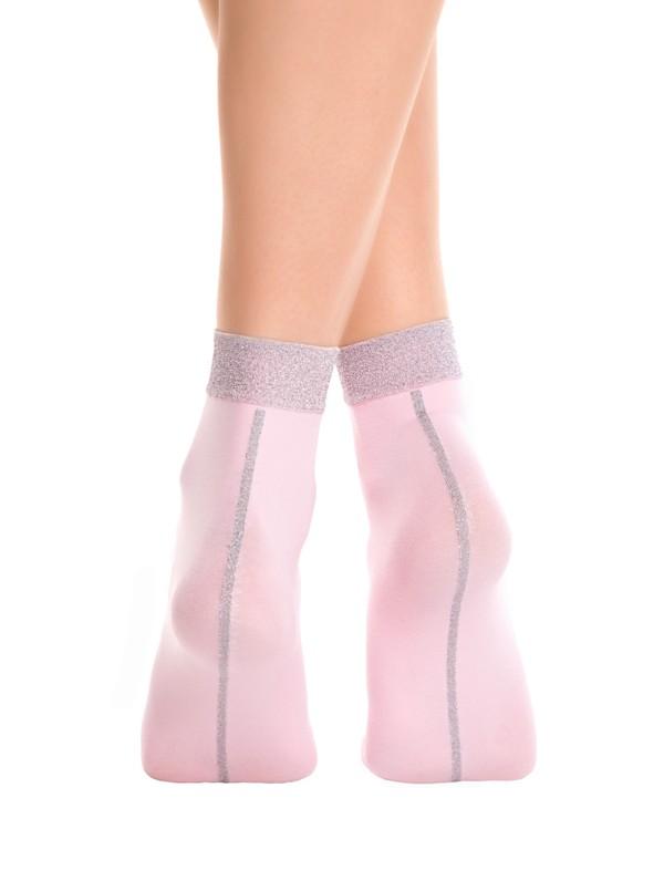 6d25c5fe5aa2c Conte носки полиамидные женские FANTASY (люрикс) 16С-125СП